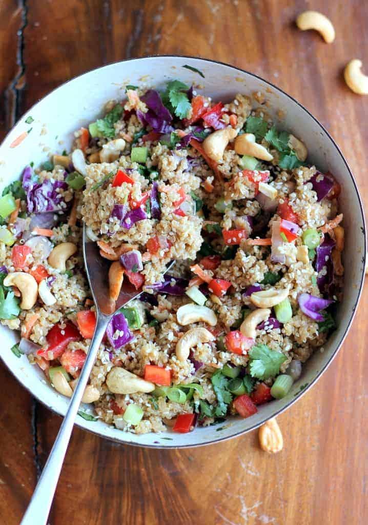 https://www.ambitiouskitchen.com/2013/04/crunchy-cashew-thai-quinoa-salad-with-ginger-peanut-dressing/