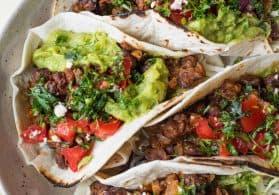 18 Easy Vegan Taco Recipes (The Best!)