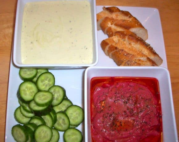 Holiday Appetizers- two new recipes