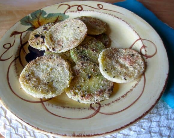 Southern Favorite: Fried Green Tomatoes