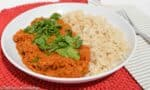 Red Lentil Curry recipe featured image