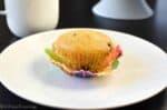 Wild Blueberry Corn Muffins