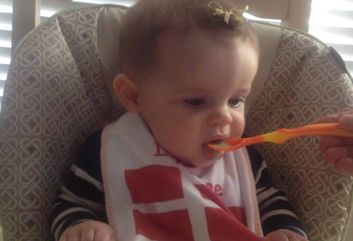 Raising a Healthy Baby: Ready for Solids?