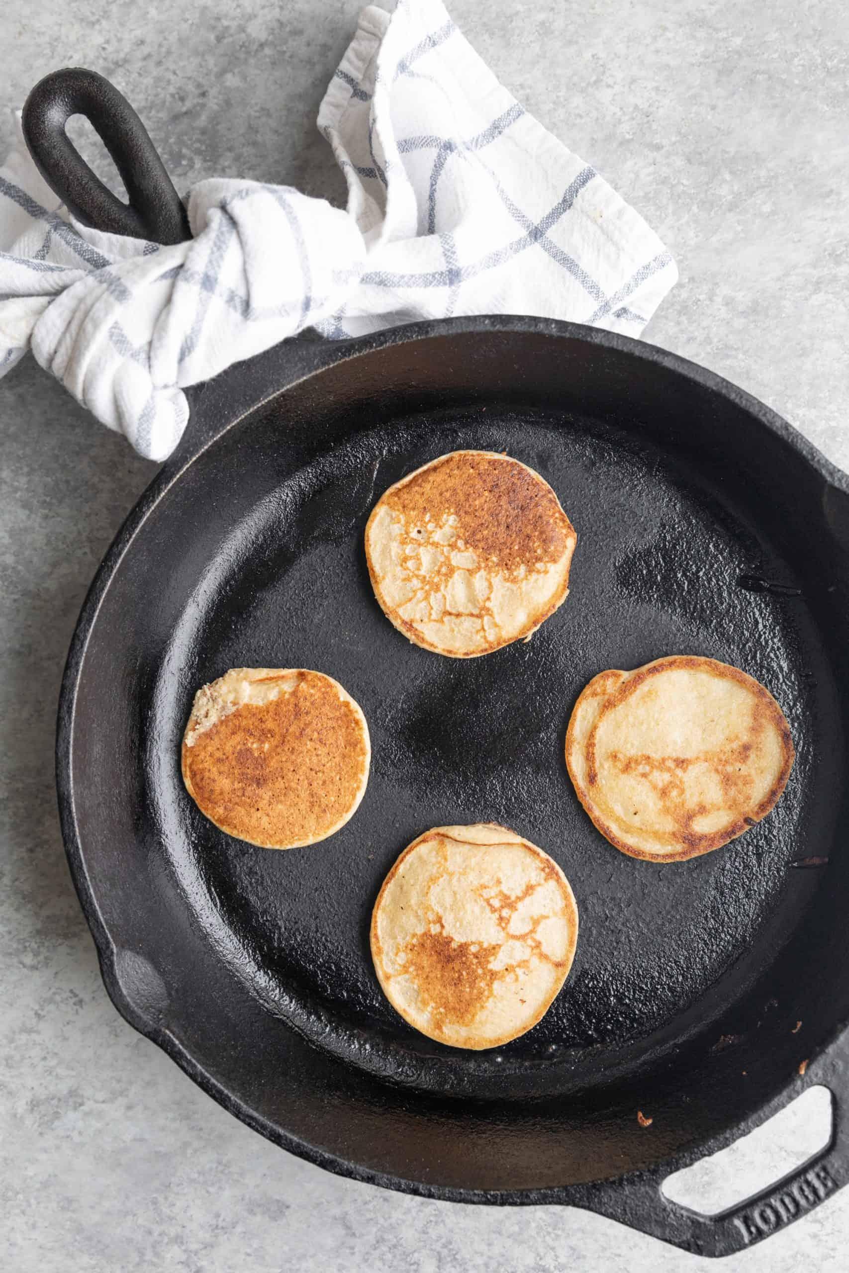 baby led weaning pancakes
