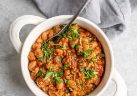 20 Super Easy Vegan Weeknight Dinners (Tasty!)