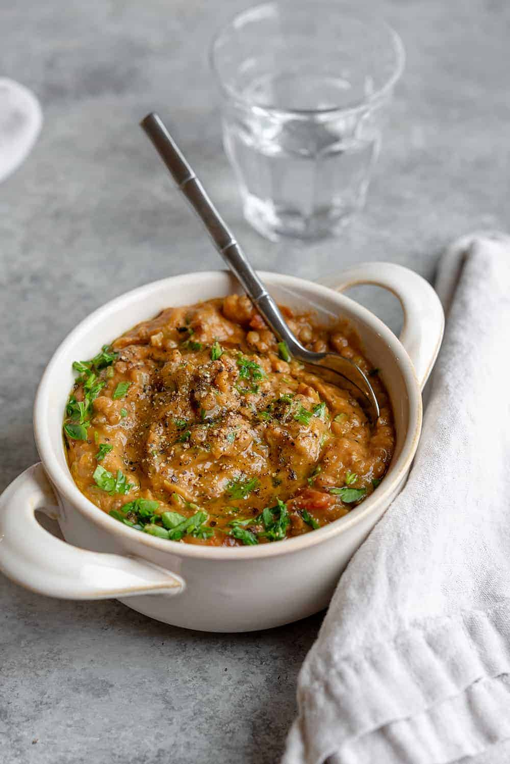 Our Favorite Lentil Soup