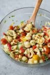 Featured image for the pasta salad recipe