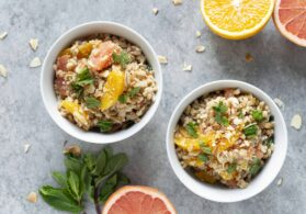 Farro and Citrus Salad