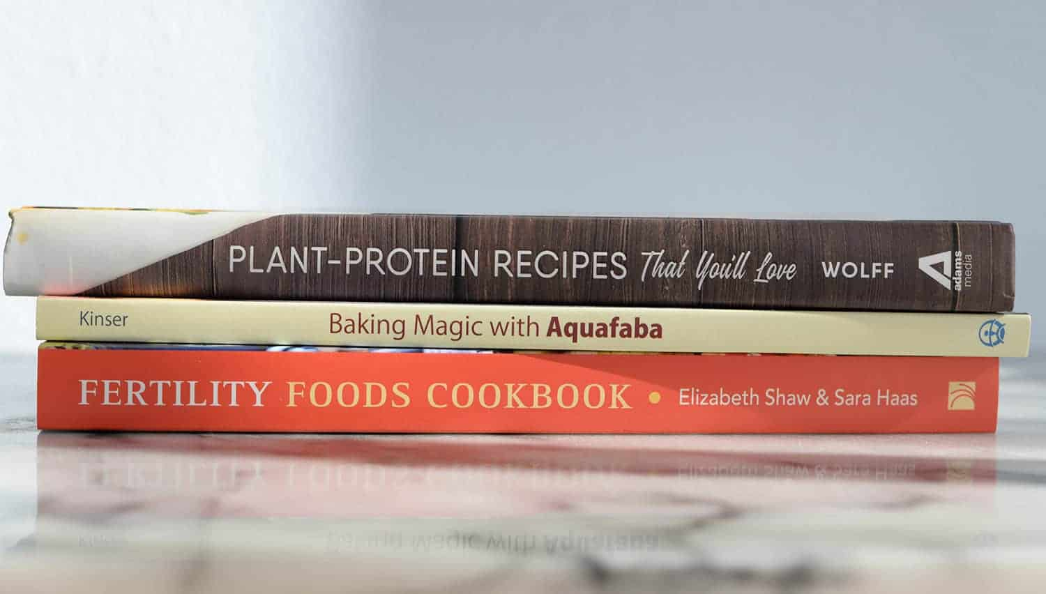 Favorite cookbooks of 2017! Mostly #vegan and #vegetarian selections.