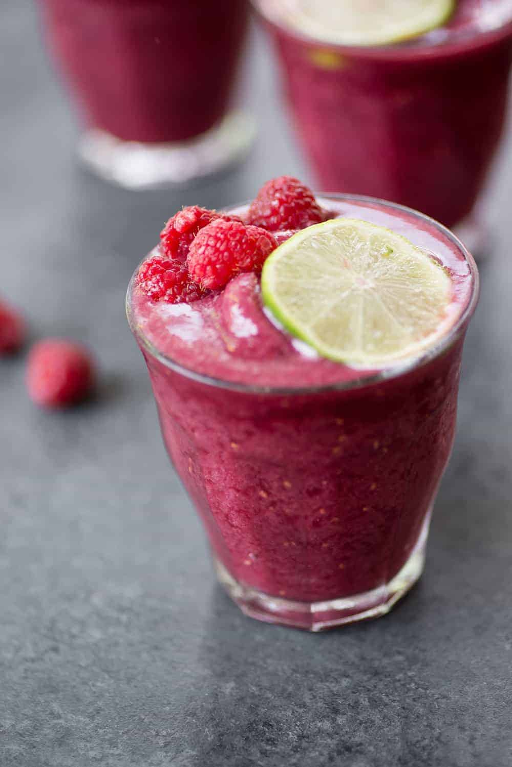 frozen sangria slush