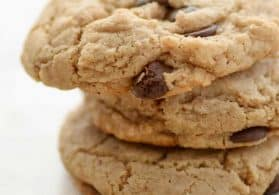 The Best Vegan and Gluten-Free Chocolate Chip Cookies