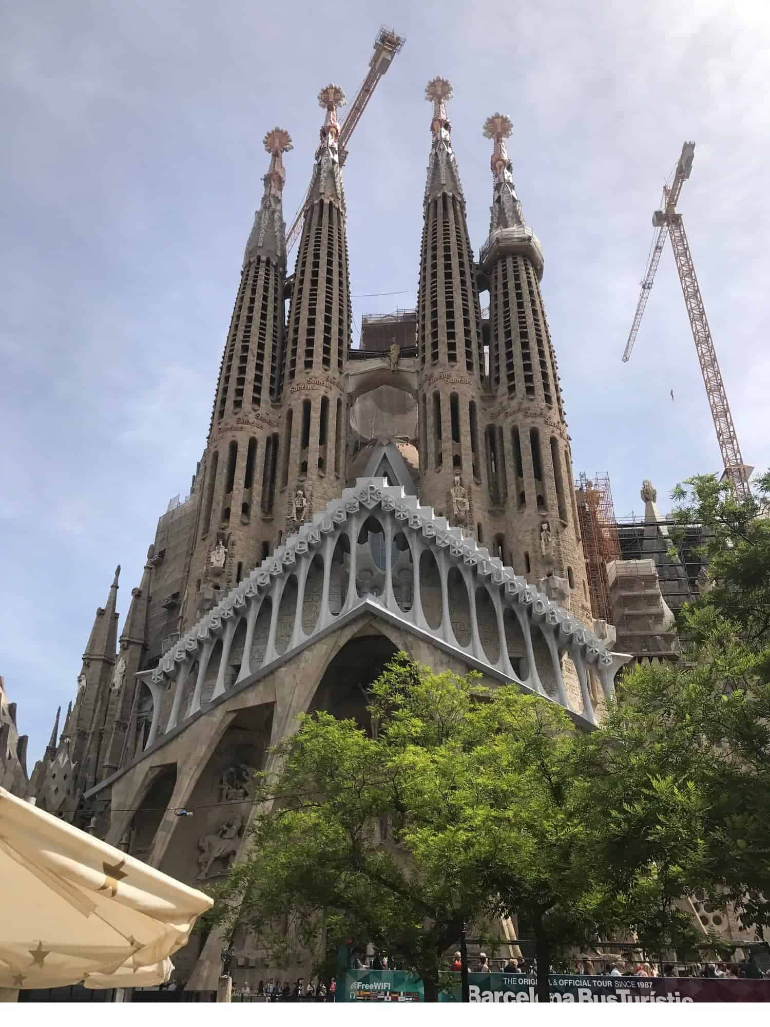 Adventures in Barcelona and Portugal!