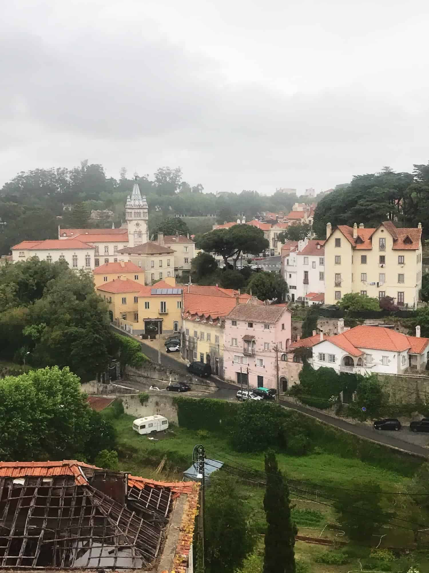 Adventures in Spain and Portugal