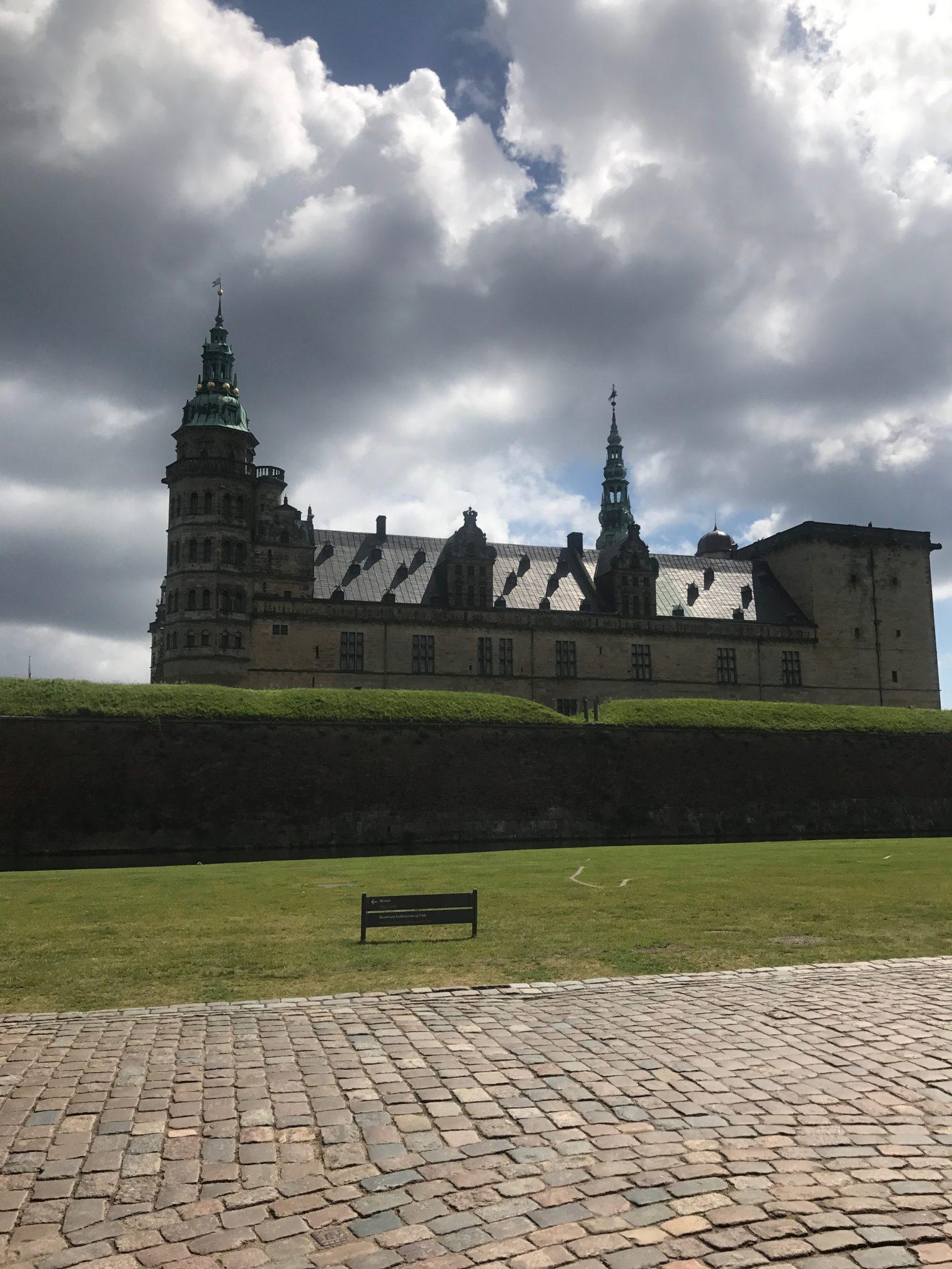 Kronburg Castle!