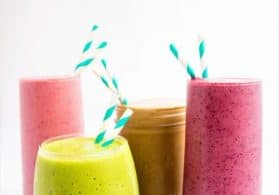 Healthy Make Ahead Breakfast Options