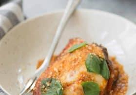 Eggplant Parmesan in the Instant Pot