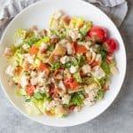 Vegan Italian Chopped Salad Recipe