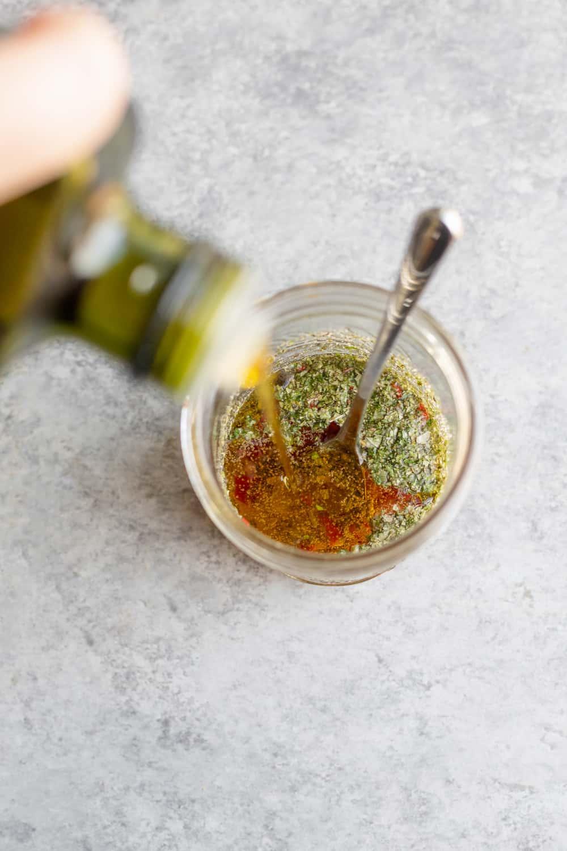 Tangy Italian Salad Dressing