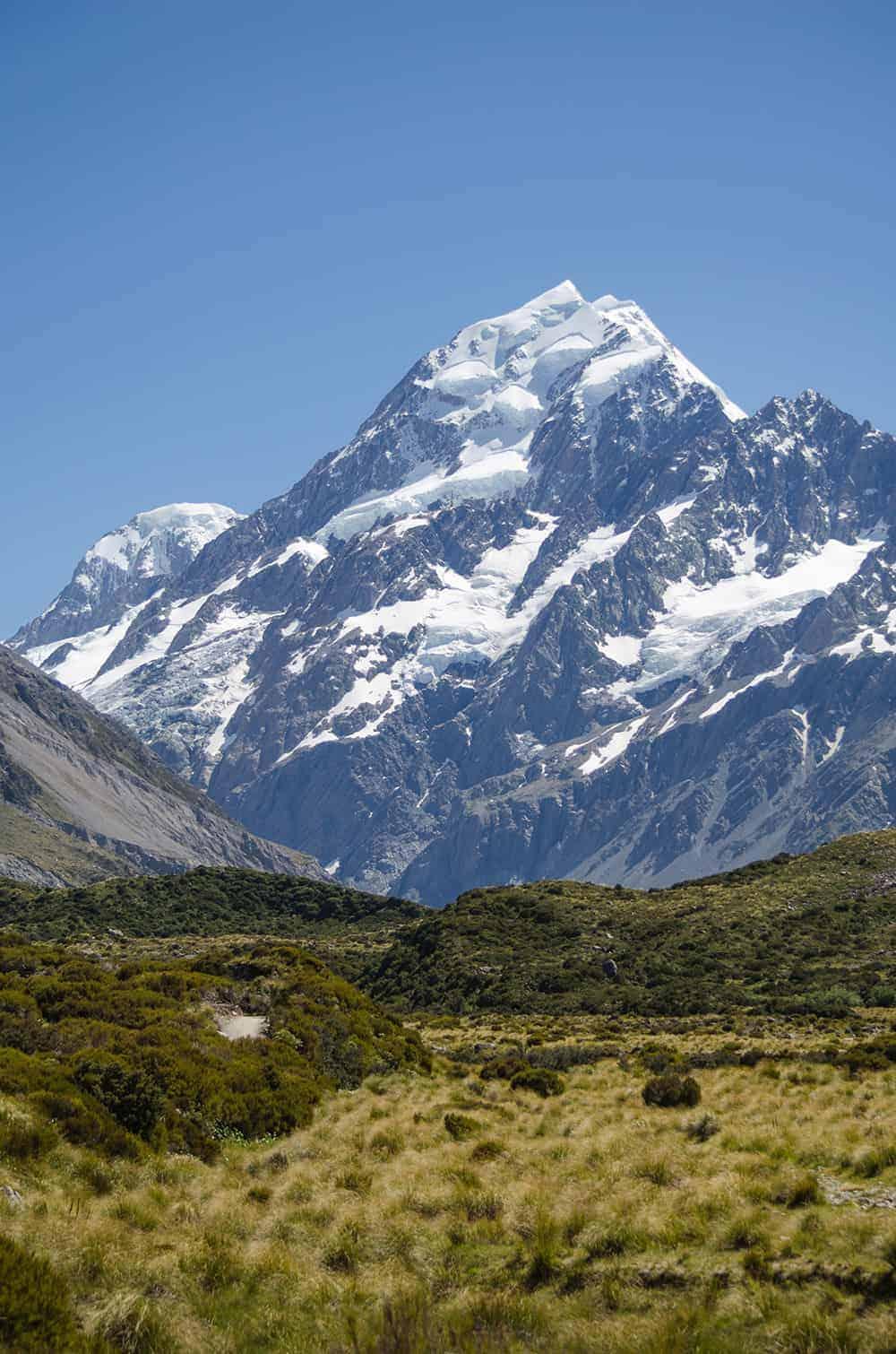 New ZealandMtCook1