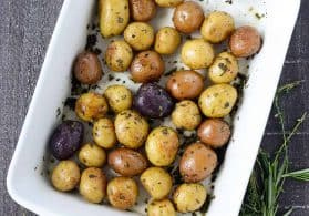 Perfect Herb Roasted Potatoes
