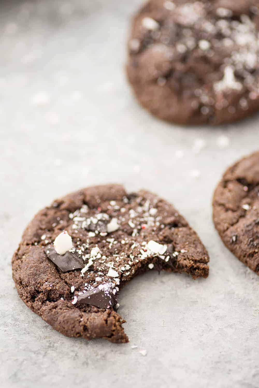 Vegan Chocolate Peppermint Cookies Delish Knowledge