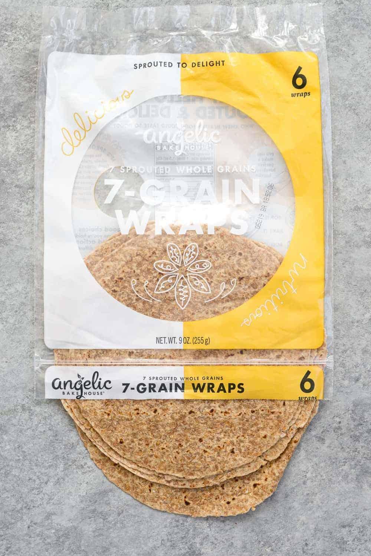 angelic 7-grain wraps