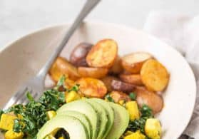Vegan Potato Breakfast Hash