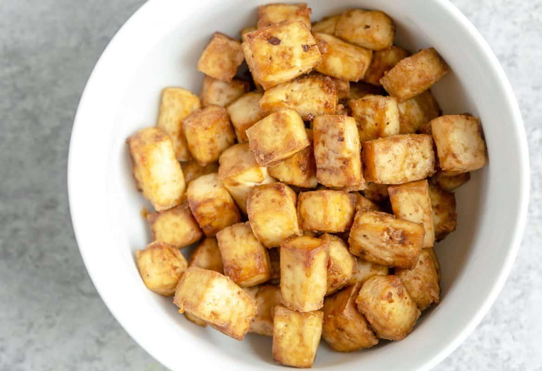 Air Fryer Tofu