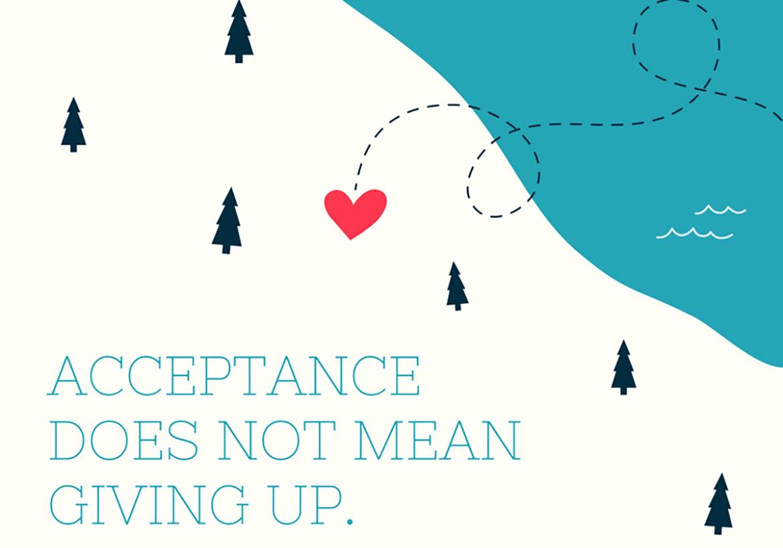 Acceptance copy
