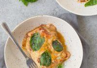 vegan glutenfree zucchini lasagna