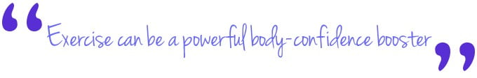 Increasing body-confidence and self-esteem. A how-to guide that challenges you to stop the fat talk and start loving your body.
