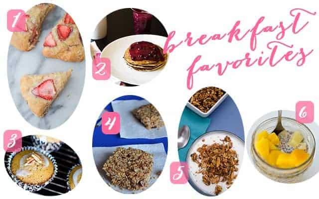 Vegan Breakfast Ideas for Mother's Day Brunch