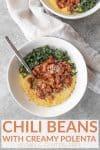 vegan chili beans