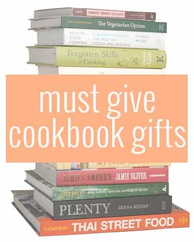 2014 Holiday Gift Guide. Must give cookbooks and kitchen pairings. Options for everyone on your list.