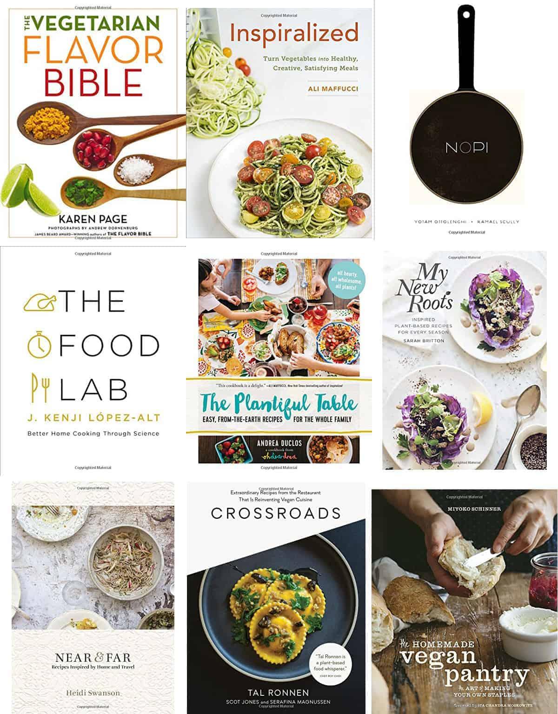 Best cookbooks for 2015!