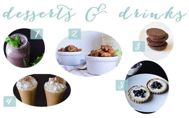 Vegan Desserts for Mother's Day Brunch