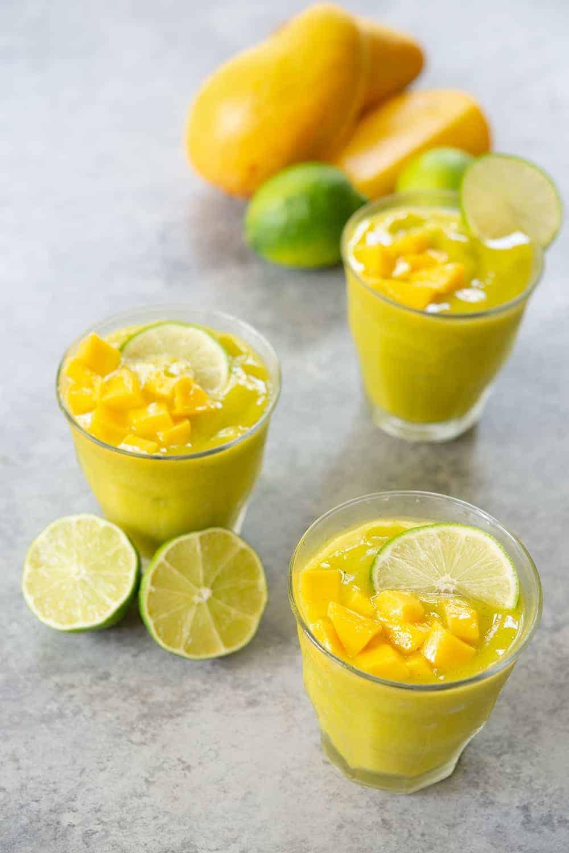 frozen mango mojito recipe