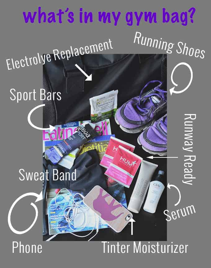 What's in my gym bag? Favorite picks from Delicious Knowledge
