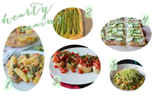 Vegan main dish ideas for mothers day brunch