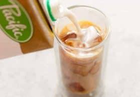 Iced Cashew Chai Latte