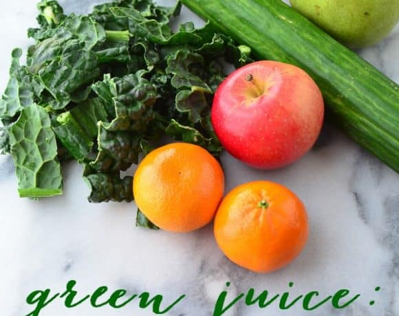How To: Green Juice without a Juicer (video!)