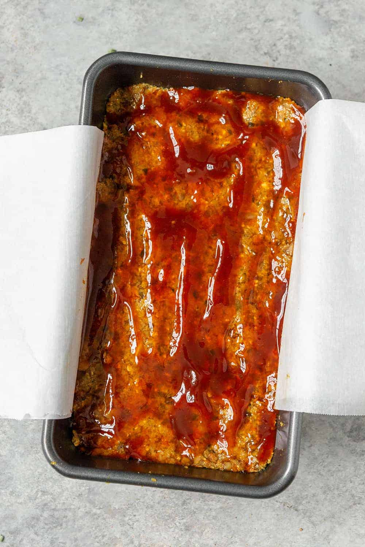 vegan lentil loaf recipe