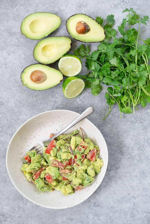 Mexican Avocado Salad
