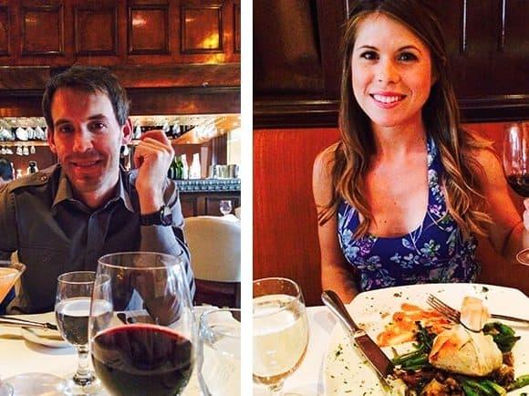 Weekend in SF & Millennium Restaurant Review