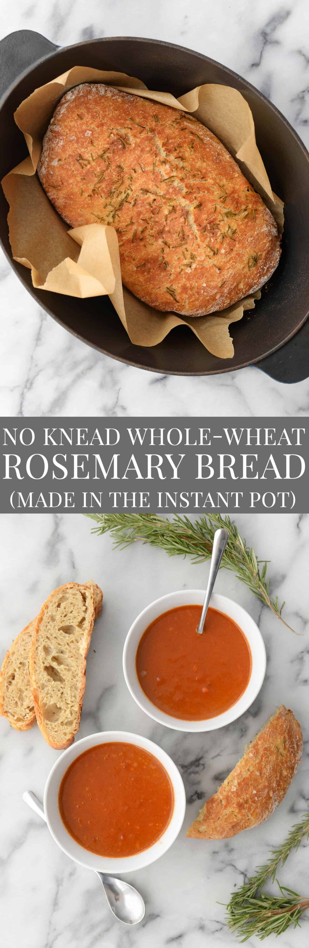 whole wheat bread made in the instant pot