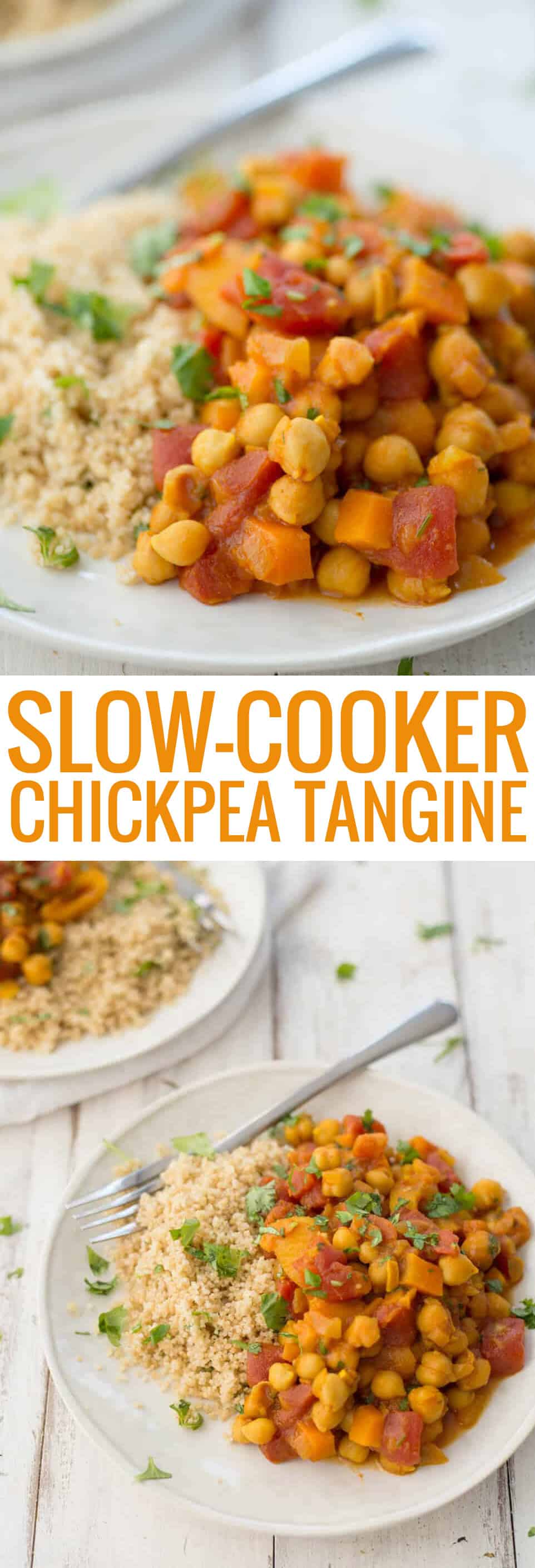photo of vegan slow cooker tangine