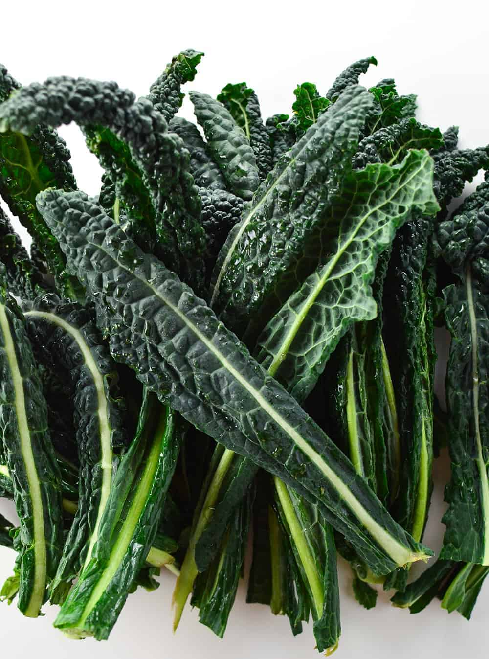 Use the freshest kale you can as it gives the recipe a fresh pungent taste