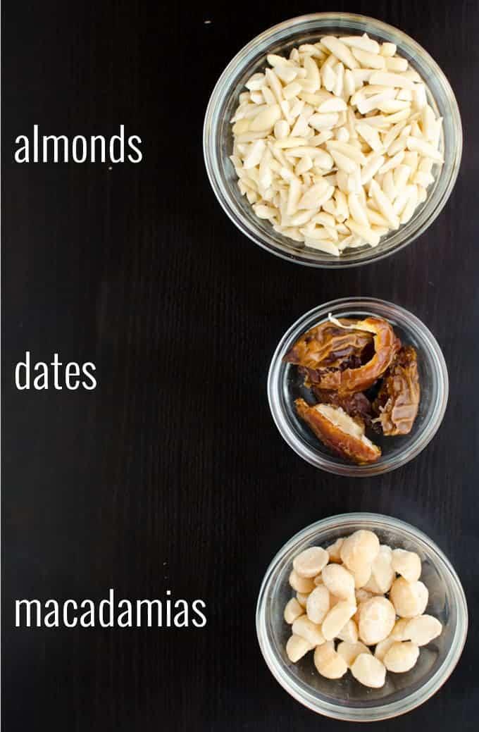 Homemade Macadamia Nut Milk! The creamiest non-dairy milk and the perfect base for delicious vanilla vegan milkshakes!
