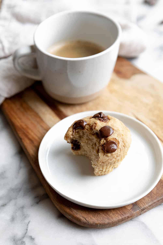 best banana chocolate chip muffins