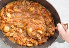 Vegan Mushroom Stew